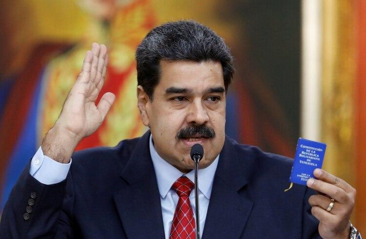 Nicolas Maduro (REUTERS/Manaure Quintero NO RESALES. NO ARCHIVES.