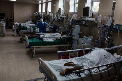 Por ahora están probando este medicamento sólo en pacientes con casos leves y moderados EFE/ Sergi Rugrand