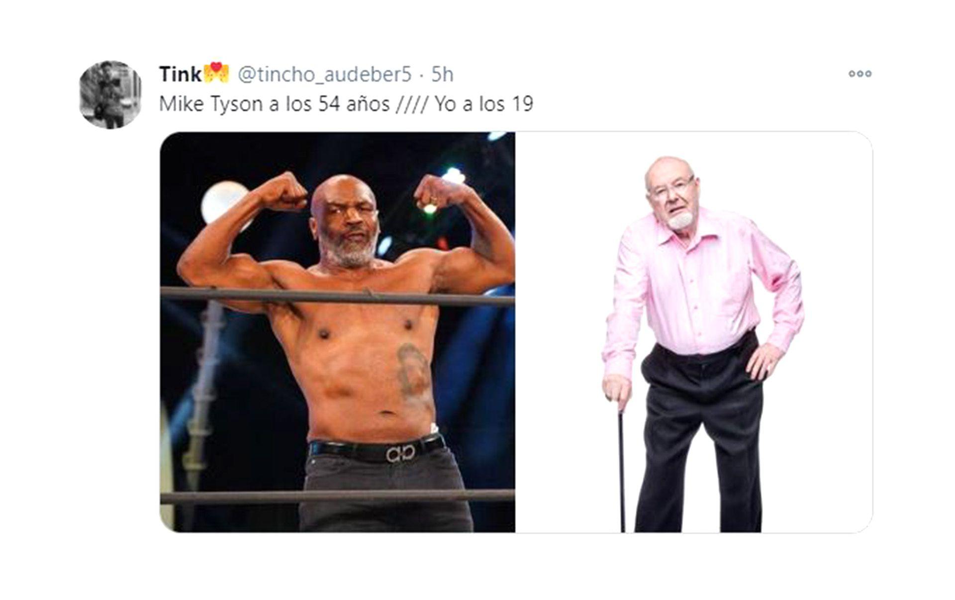Memes Tyson