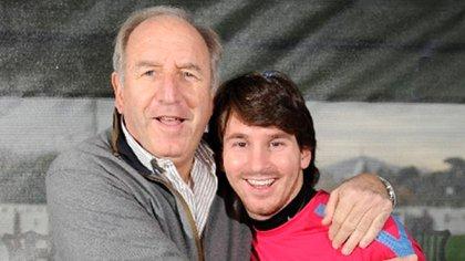 """""""Messi tiene que quedarse porque es un N° 1 mundial"""", dijo Carlos Rexach"""
