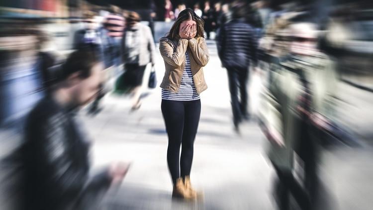 """""""Un tratamiento psicoanalítico va a tratar de develar progresivamente cuáles son las fuentes de angustia para ese sujeto y por qué no las puede resolver"""" (Shutterstock)"""