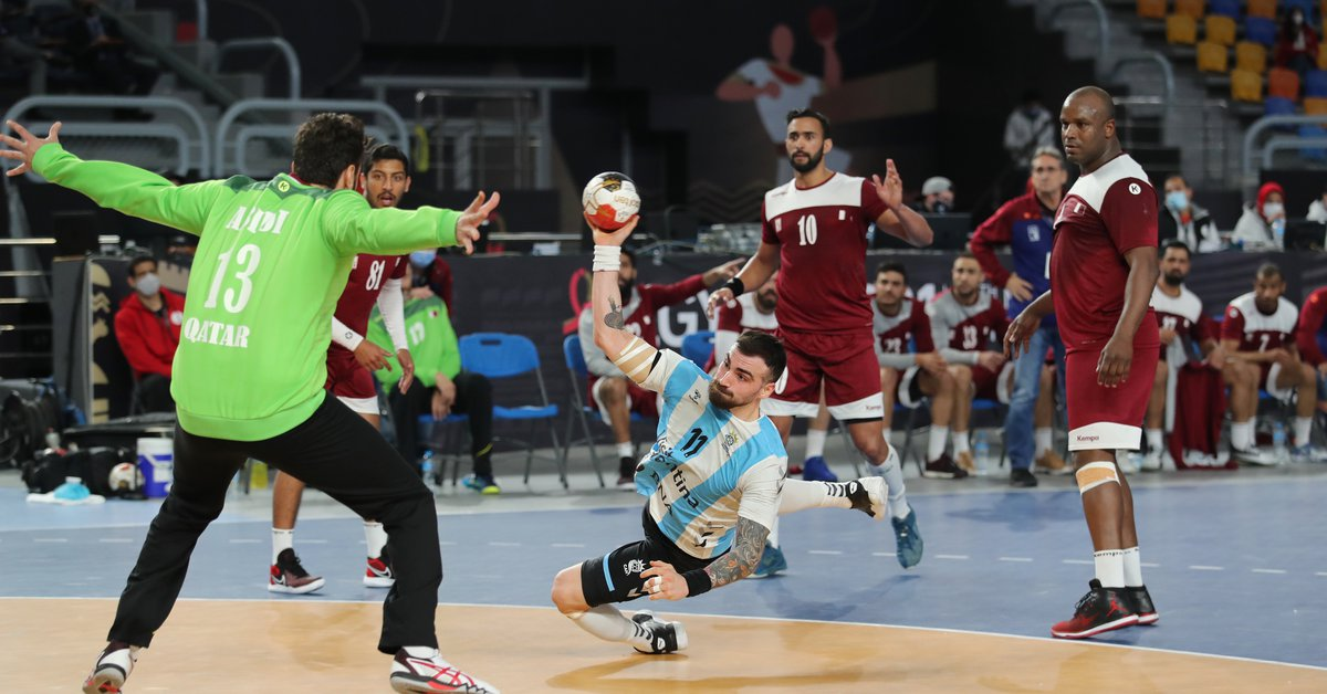 The Gladiators lost to Qatar and were on the brink of elimination from Handball World Cup