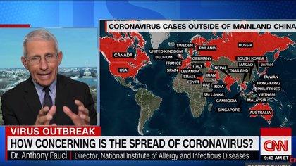 La señal de CNN Internacional