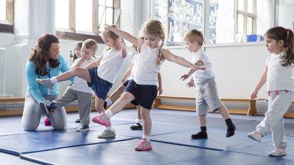 Es importante incorporar la actividad física desde la infancia