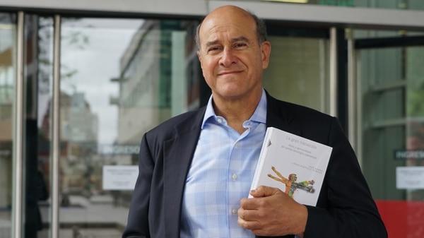 José Ramón López-Portillo Romano es economista y en su libro se dedica a analizar el cambio tecnológico y su impacto socioeconómico.