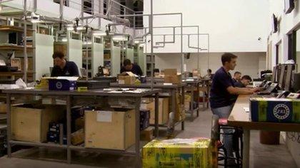 La pyme santafesina tiene 31 empleados y clientes en todo el país