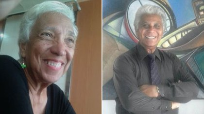 Milagros Mata Gil y Juan Manuel Muñoz