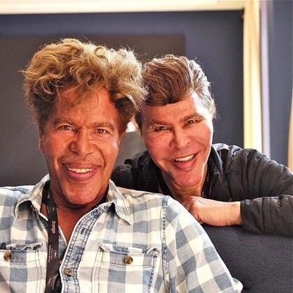 Los gemelos Igor y Grichka Bogdanoff investigados por fraude e intento de estafa (Instagram franc.leclerc06)