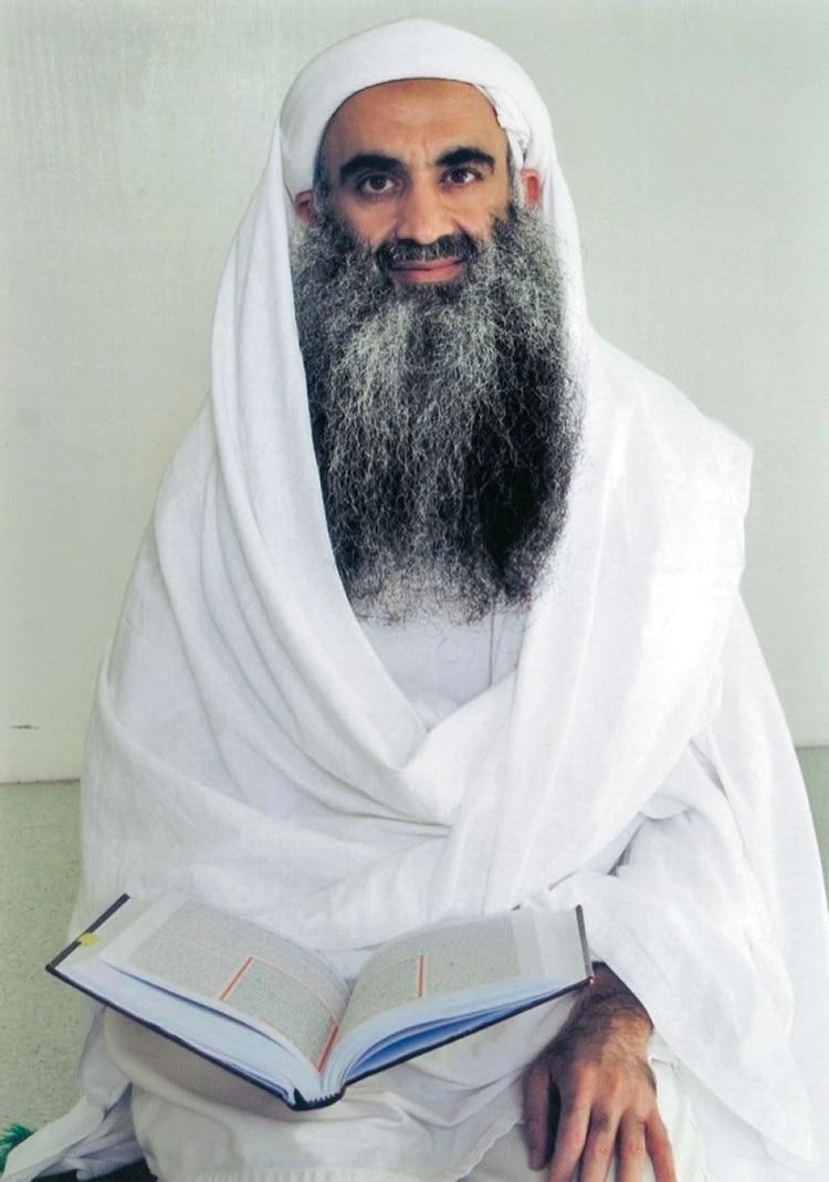 Imagen más reciente de Mohammed en cautiverio (AP)