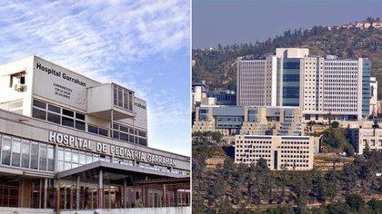 Los hospitales Garrahan de Argentina y el Hadassah Medical Center de Jerusalen