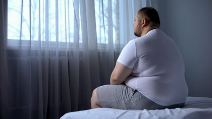 Este es el segundo estudio que habla de la obesidad como un peligro extra para los pacientes de COVID-19: el 41,7% de los hospitalizados sufrían de exceso de peso. (Shutterstock.com)