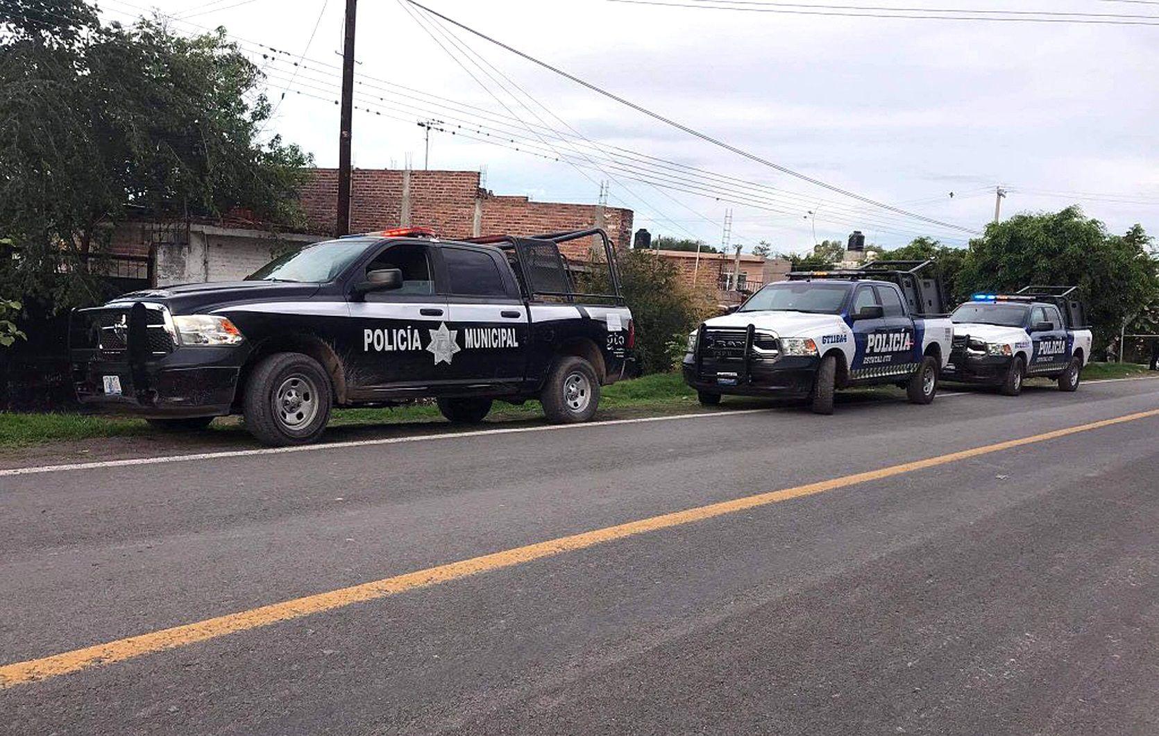 Elementos de la policía municipal (Foto: EFE/Archivo)