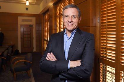 Bob Iger, CEO de The Walt Disney Company (AP Photo/Mark J. Terrill)