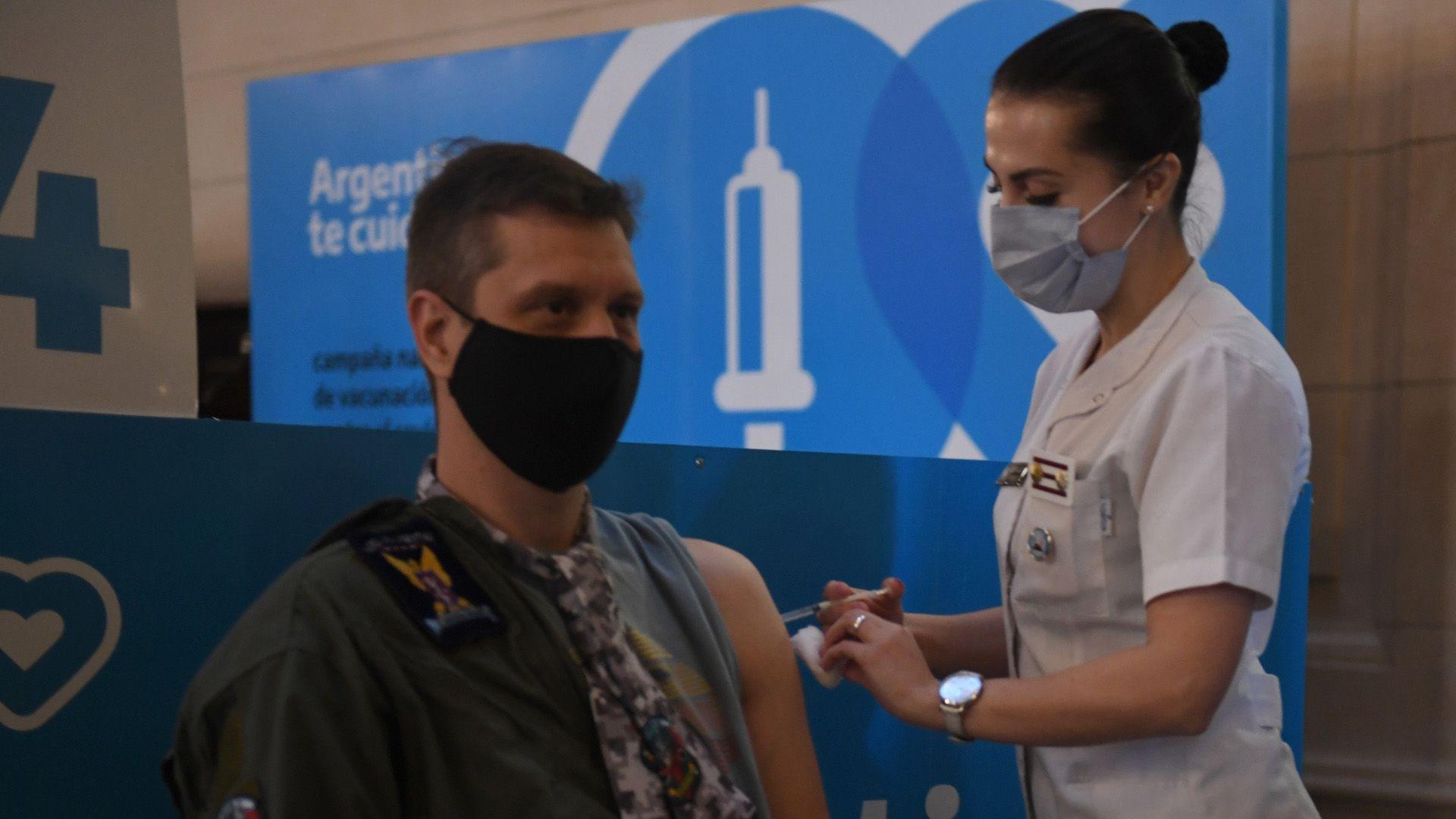 Vacunatorio CCK