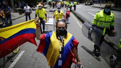 """Cepa colombiana de covid-19 se convirtió en una """"variante de interés"""" para la Unión Europea"""