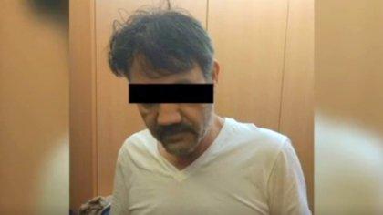 """Damaso López, """"El Licenciado"""", tras su detención"""