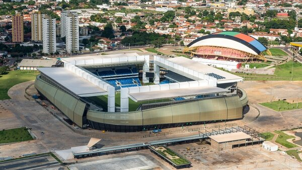Recomiendan que Arena Pantanal se demolido