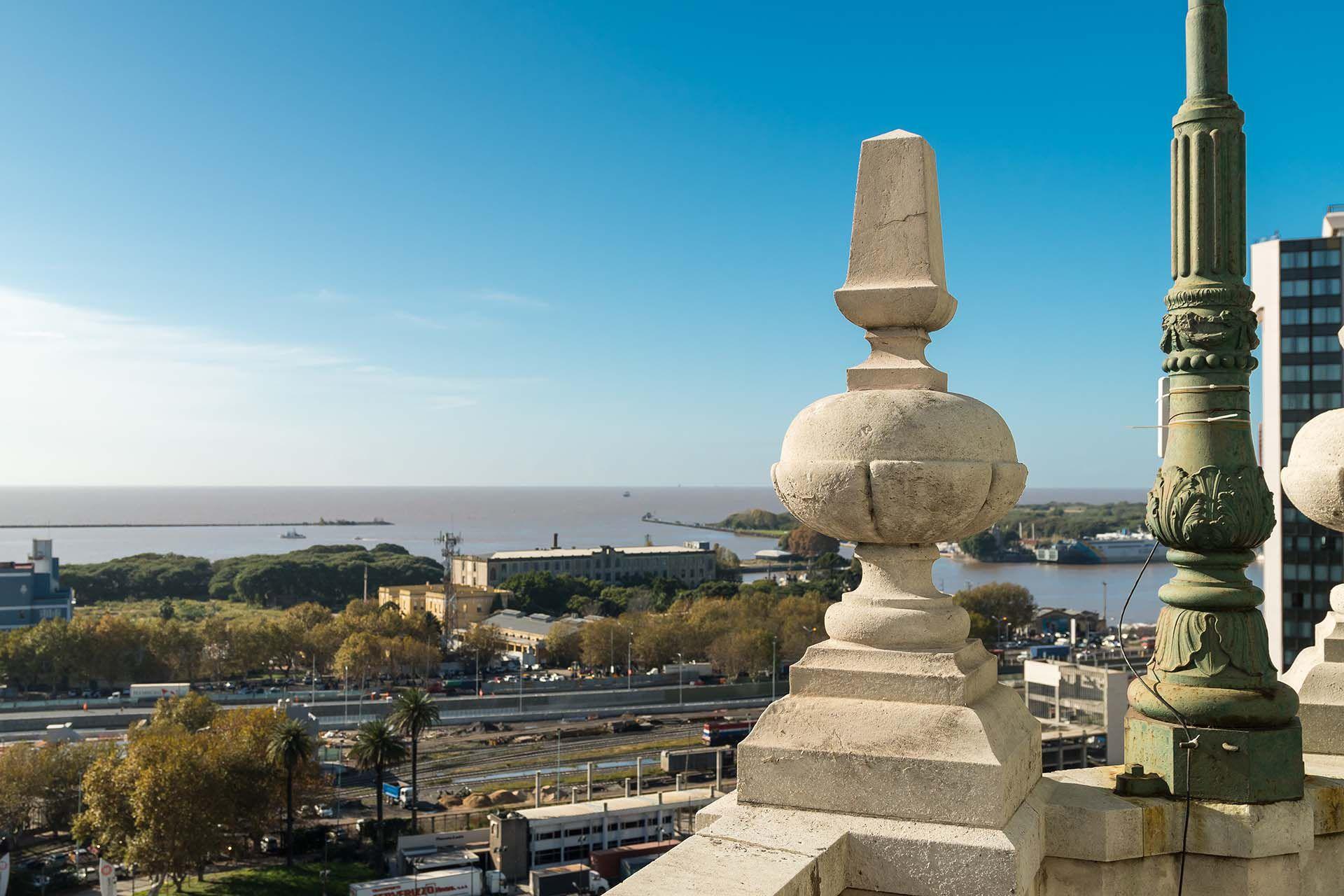 La vista 360 desde el piso 6 de la Torre de los Ingleses