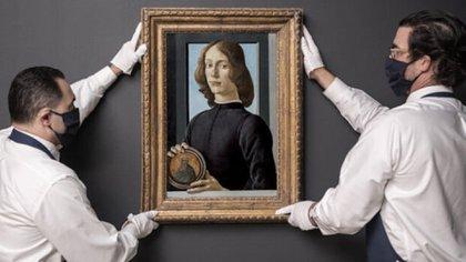 Sandro Botticelli tendrá una exhibición dedicada a su obra en el Museo Jacquemart-André, de París (Foto: Telam)
