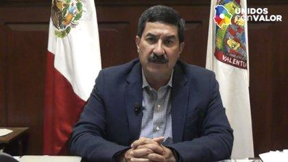 Javier Corral exigió a la FGR que investigara los hechos (Foto: Captura de pantalla)