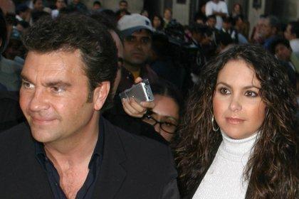 Lucero y Mijares procrearon a dos hijos: Lucerito y Manuelito (Foto: cuartoscuro.com)