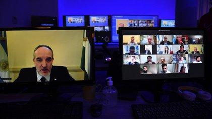 La Comisión Bicameral del Ministerio Público volvió a reunirse (Juan Carlos Cárdenas / COMUNICACIÓN SENADO).