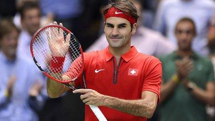 El suizo Roger Federer se expresó en contra de la reforma del torneo