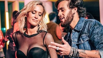 Somos novios: Julieta Prandi y Matias Zanuzzi (Instagram)
