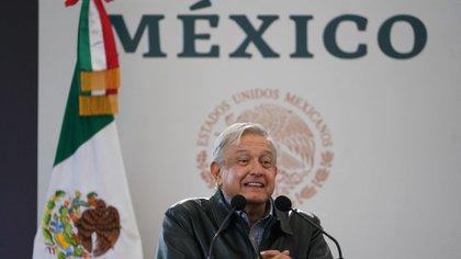 AMLO estuvo de gira por Michoacán este fin de semana (Foto: Cuartoscuro)