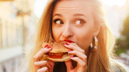 En la actualidad la comida rápidaesmenos saludable que hace 30 años.