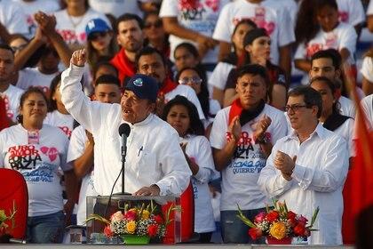 Daniel Ortega reprime y persigue a quienes se oponen a su gobierno (REUTERS/Oswaldo Rivas)