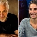 Andy Kusnetzoff y Juana Viale