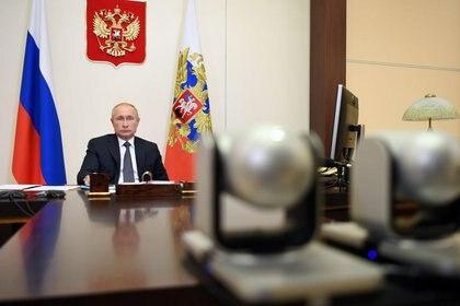 """Rusia llamó a su vacuna """"Sputnik V"""""""