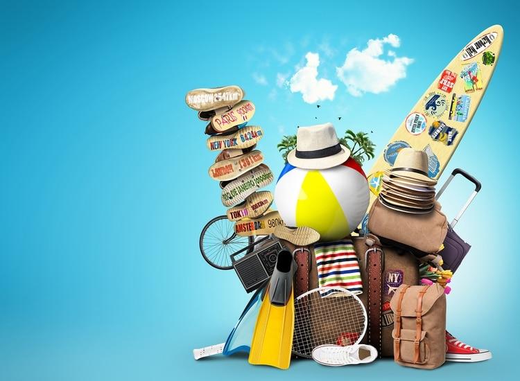 #vacaciones es el hashtag más usado en las publicaciones de las cuentas durante estos últimos meses (Shutterstock)