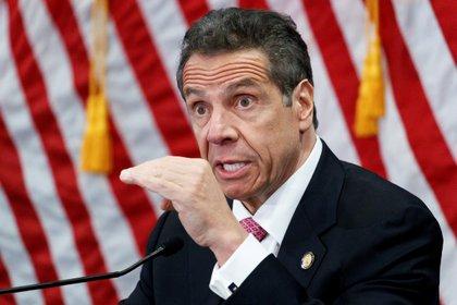 El gobernador de Nueva York, Andrew Cuomo. EFE/EPA/JUSTIN LANE/Archivo