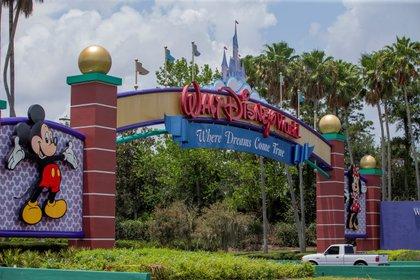 Los 22 equipos jugará en el Walt Disney World Resort, en Orlando (EFE/Erik S. Lesser)
