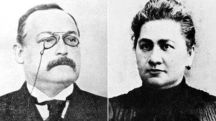 Hermann Einstein y Pauline Koch, los padres del genial físico