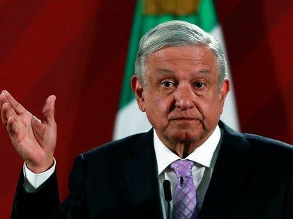 La decisión se tomó por decreto presidencial, es decir, AMLO directamente pidió los cambios (Foto: Henry Romero/ Reuters)