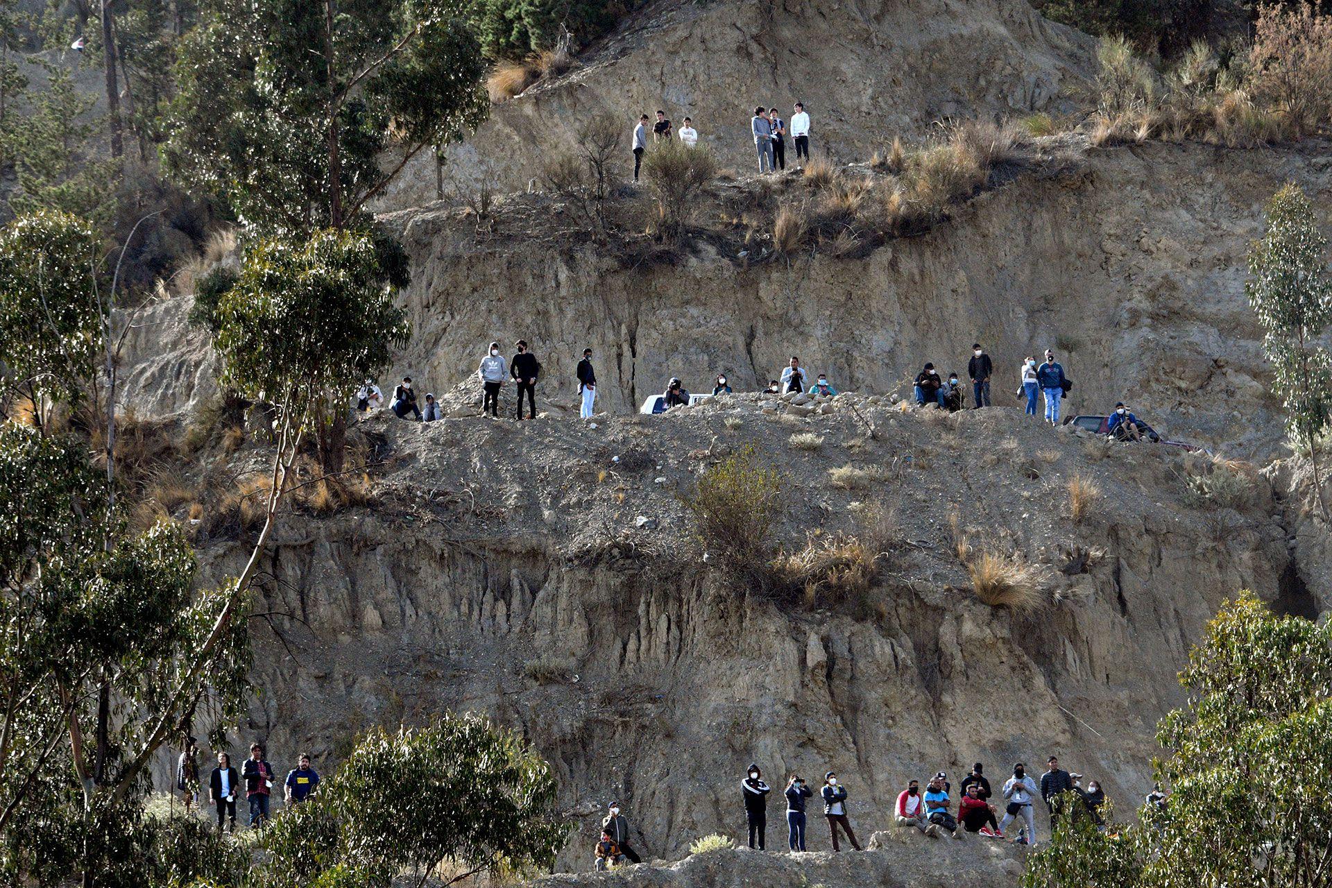 entrenamiento de la seleccion argentina en bolivia la paz