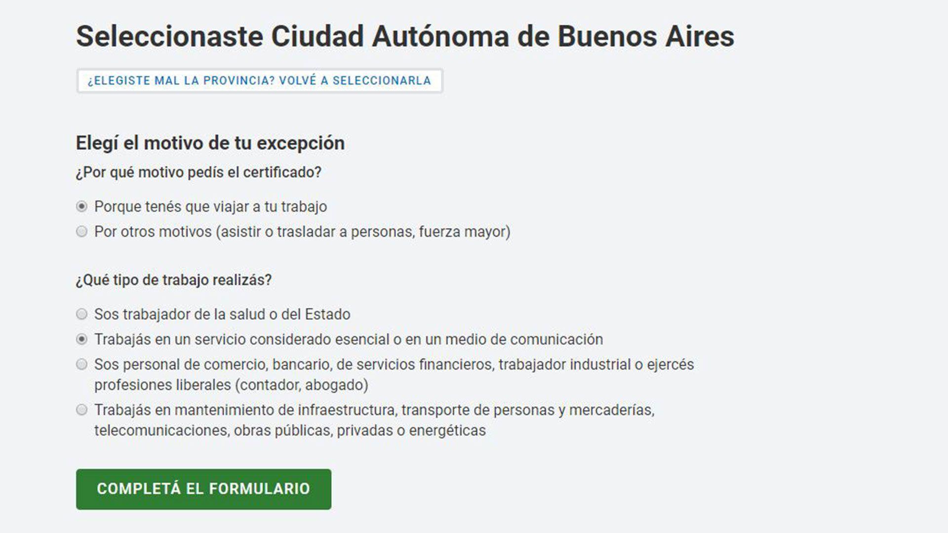 Certificado Circulación Trabajadires Esenciales