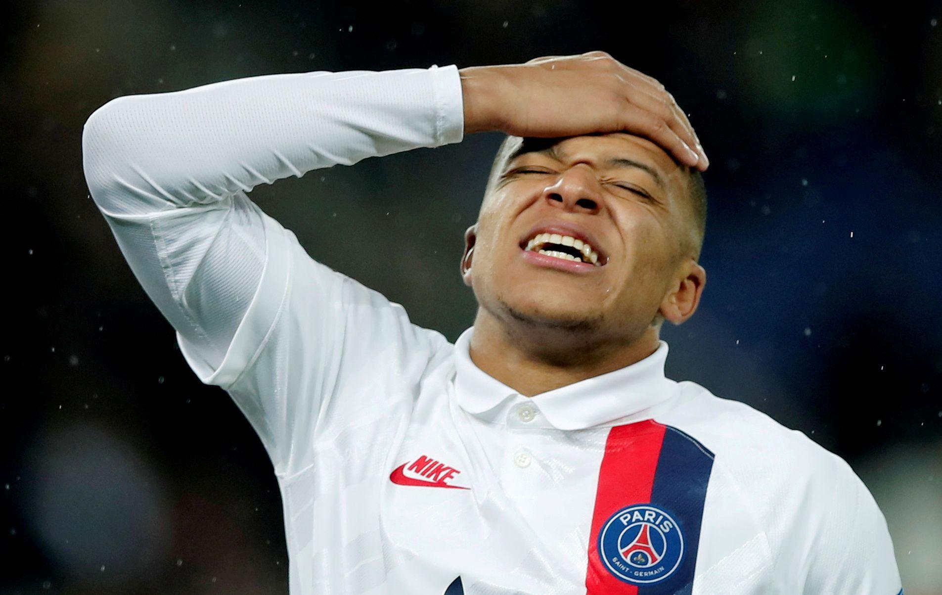 El atacante francés trepó hasta la cuarta colocación de la nómina, con apenas 21 años (REUTERS/Benoit Tessier/File Photo)