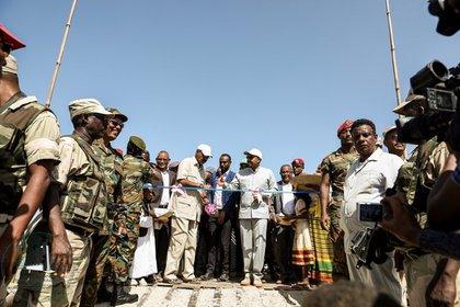 Eritrea acusa al TPLF de planear un golpe de Estado y la invasión del país antes de la ofensiva de noviembre