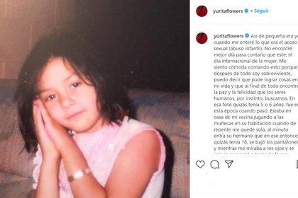 Yuridia compartió la historia de acoso que sufrió cuando era niña