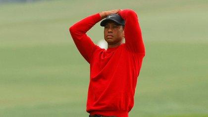 El accidente podría empujar a Tiger Woods al retiro y el mundo del golf tendría que prepararse para un duro adiós (Foto: REUTERS)