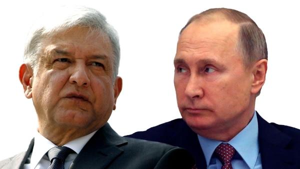 Aseguran que Vladimir Putin ve en López Obrador una figura clave por su mensaje contra EEUU