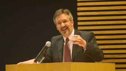 John Ackerman aclaró una opinión emitida sobre periodistas (Foto: Cuartoscuro)