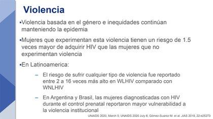 La violencia aumentó notablemente en tiempos del nuevo coronavirus