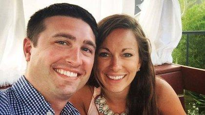 Meredith Chapman estaba casada con Luke Chapman, pero se acababa de mudar sola (Facebook)