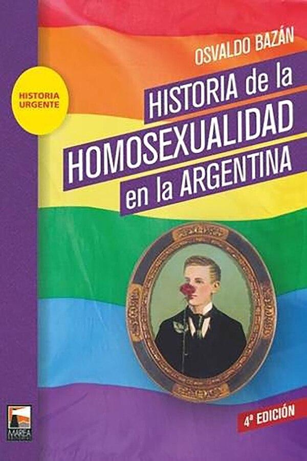 Tapa del libro de Osvaldo Bazán