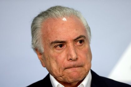 Michel Temer deja la presidencia de Brasil